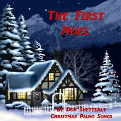 Noel Christmas.The First Noel Christmas Piano Songs